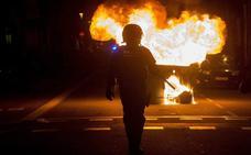 Puigdemont: «Ahora no tiene que haber violencia»