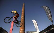 El descenso extremo en bici de montaña vuelve este fin de semana a Bilbao