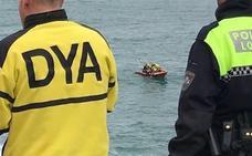 El cadáver hallado en aguas de Castro Urdiales es el de una vecina de 62 años