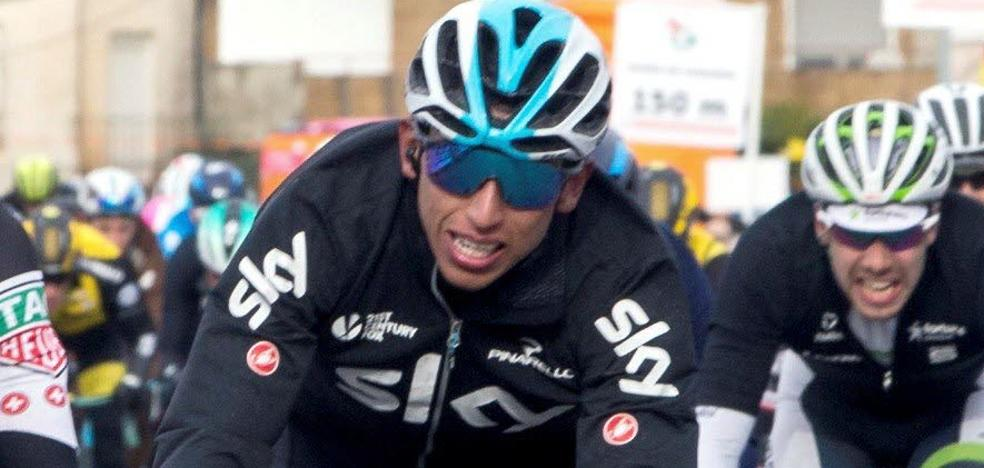 Egan Bernal se pierde la Vuelta al País Vasco 2018