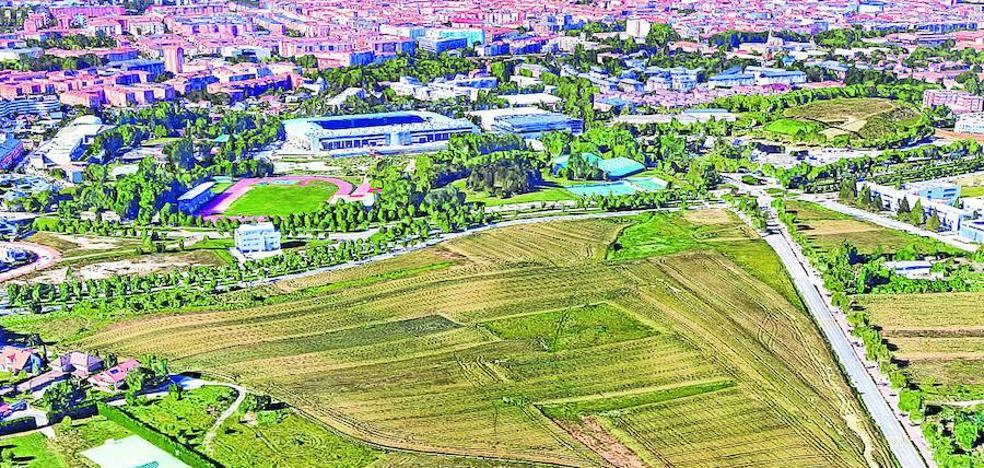 Ayuntamiento y promotores negocian el rediseño del sector más exclusivo de Vitoria