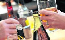 El consumo de alcohol en Uribe Kosta, por encima de la media vasca