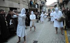 La Semana Santa gira en Rioja Alta hacia dentro