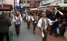 El Mercado Medieval contará con 140 puestos y 127 pases de animación de calle