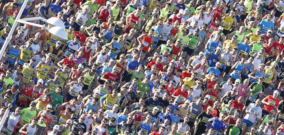 El negocio del 'running' empieza a declinar