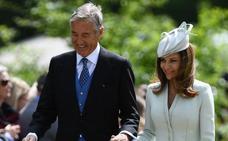 El suegro de Pippa Middleton, acusado en Francia de violar a una menor