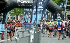 El bajo número de inscritos obliga a suspender la octava edición del triatlón de Bilbao