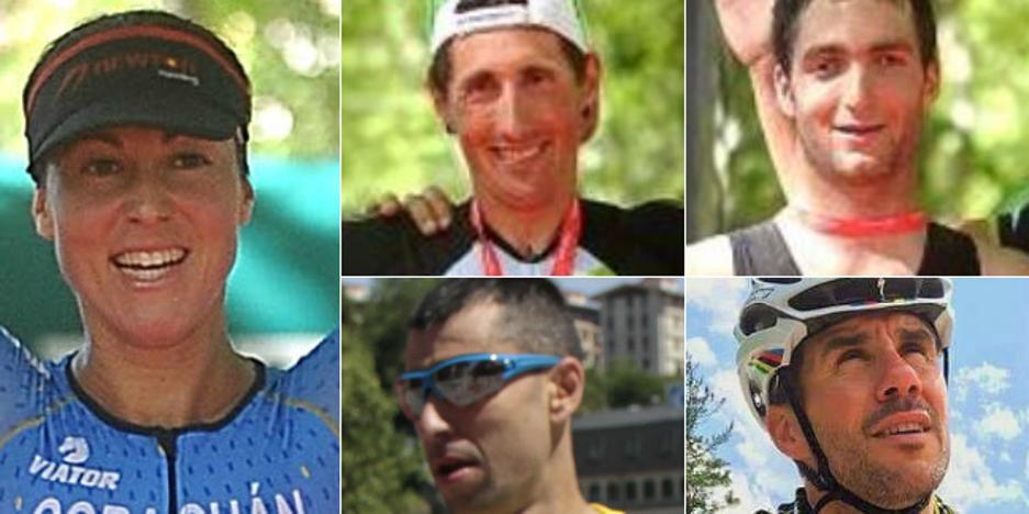 Los deportistas, ante la suspensión del Bilbao Triathlon: «Ojalá sea un paréntesis y volvamos a disfrutarlo en 2019»