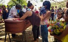 Cinco policías detenidos por el incendio en la comisaría venezolana de Carabobo