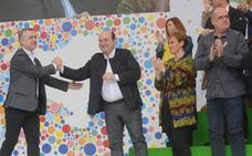 El PNV convierte el Aberri Eguna en un acto de solidaridad con Cataluña