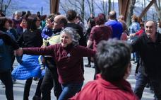 El Basque Fest lleva los bailes tradicionales a Artxanda