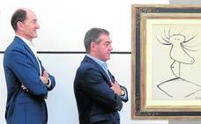 De Picasso a Serra, galería de autores irrepetibles