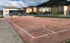 San Juan ganará un nuevo espacio al cubrir el patio de la ikastola de Muskiz