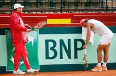 Bruguera: «Rafa está sano y todas las sensaciones son positivas»