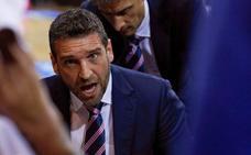 Ibon Navarro: «Vamos a la Final Four a ganarla»