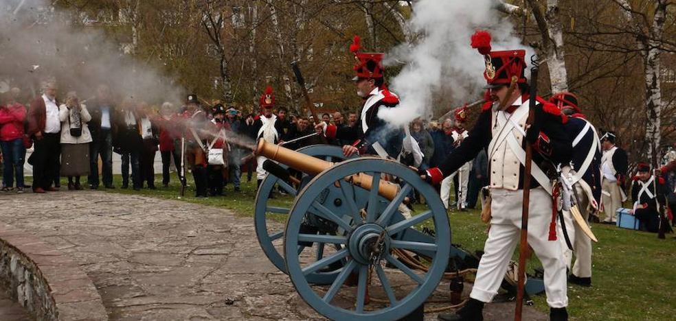 El Mercado Napoleónico prende la mecha en Arriaga