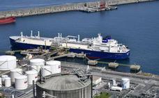 El Puerto de Bilbao recibe por primera vez gas procedente de Siberia