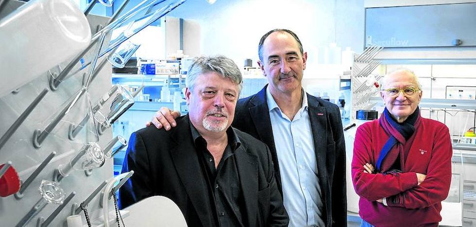 La UE da 5 millones a investigadores vascos del cáncer y el sida