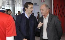 Lopetegui, en Bilbao: «Los elogios a la selección no me producen ni frío ni calor»