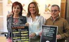 La Semana Solidaria del Parkinson visibilizará la enfermedad en Barakaldo