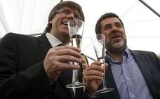 Jordi Sànchez, dispuesto a presidir la Generalitat tras proponerlo Puigdemont