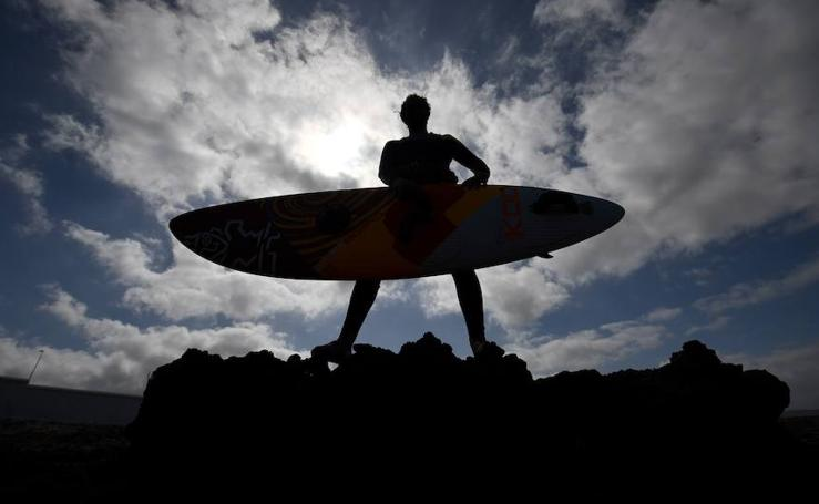 El rey del windsurf