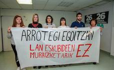 Trabajadoras de la residencia de Busturia denuncian a la dirección