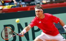 Zverev ahonda en Ferrer y Alemania cobra ventaja