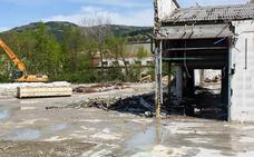 Las obras para urbanizar el futuro parque comercial de Galdakao arrancarán este año