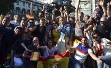 Los fans españoles, mayoría en Eurovisión