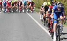 Omar Fraile gana la 5ª etapa de la Itzulia