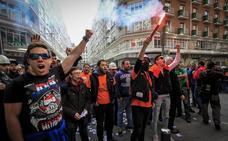 La plantilla de Productos Tubulares intensifica su protesta en respuesta al plan de ajuste