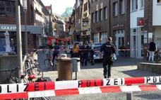 Un hombre con problemas psicológicos mata a dos personas y deja al menos 20 heridos en un atropello en Alemania