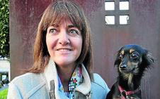 La mascota de... Idoia Mendia: «Los perros nunca tienen malos rollos»