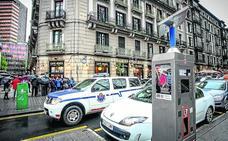 Un 'otero' sanciona a dos ertzainas que escoltaban en Bilbao a una mujer maltratada