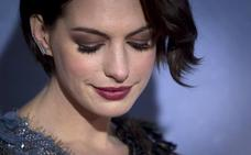 Anne Hathaway justifica su aumento de peso