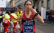 Elena Loyo logra la mínima para el Europeo de Berlín