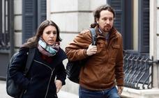 Apellidos por sorteo para los mellizos que esperan Pablo Iglesias e Irene Montero
