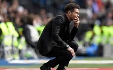 Simeone: «El empate nos deja un sabor amargo»