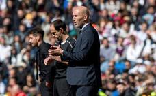 Zidane: «Oblak es muy bueno y lo ha demostrado»