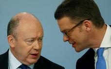 Deutsche Bank sustituye a su director general por el alemán Christian Sewing