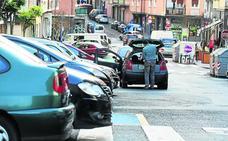 Podemos pide soluciones ante la gran pérdida de aparcamientos que prevé el PGOU en Erandio