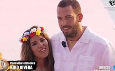 Isa Pantoja y Alberto Isla se casan en 'Supervivientes'