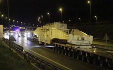 Un 'megacamión' provocará esta madrugada cortes de tráfico en Bizkaia