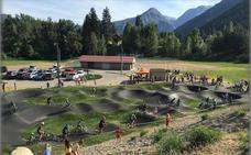 Etxebarri instalará un circuito de saltos en bici en el parque Bekosolo