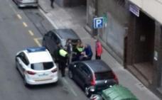 Un policía retirado detiene en Santutxu a un ladrón alertado por los vecinos desde los balcones