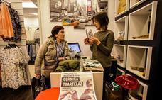 Comerciantes de Gernika lanzan una tarjeta para incentivar el consumo