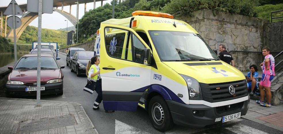 Las irregularidades en un concurso de ambulancias le cuestan un millón a Sanidad