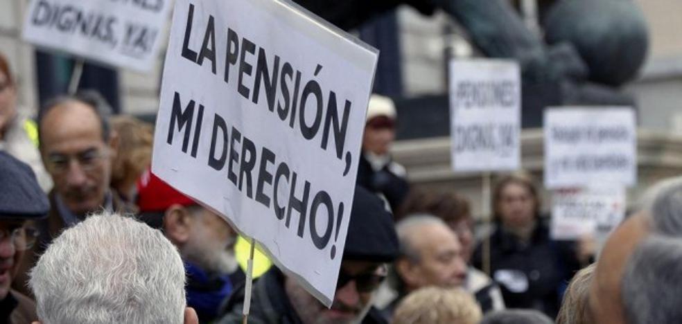 La preocupación por las pensiones alcanza su récord histórico