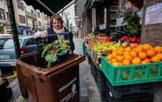 Gernika recicla 172.130 kilos de residuos orgánicos en su primer año
